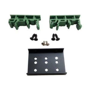 reen DIN Rail Clip Kit - 2 DIN Rail Clips and Screws